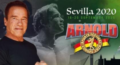 Arnold Sports Festival Europe en Sevilla