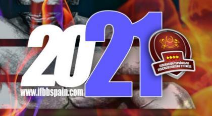 Calendario IFBB 2021