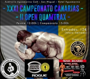 Campeonato de Canarias y Open Quamtrax Canarias