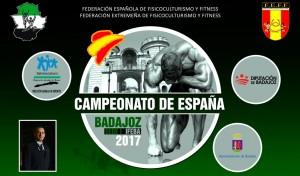 Campeonato de España FEFF Badajoz