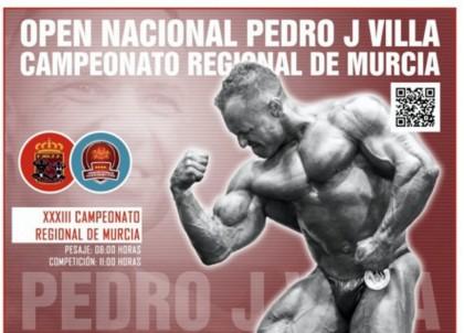 Campeonato Regional de Murcia y Open Pedro J. Villa