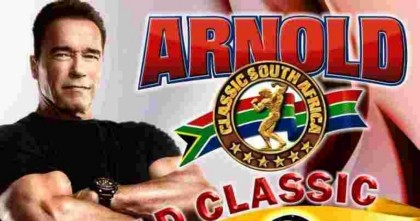 Celebrado el Arnold Classic Sudafrica