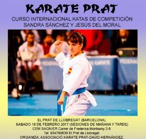 Curso deportivo de alta competición de Karate