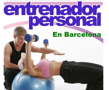 Curso de Entrenador Personal FEFF Barcelona