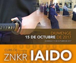 Curso mensual ZNKR-IAIDO: Octubre-2017