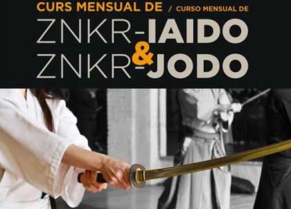 Curso ZNKR-Iaido/Jodo en Barcelona