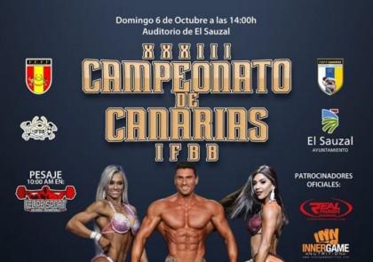 El 33º Campeonato de Canarias en Sauzal