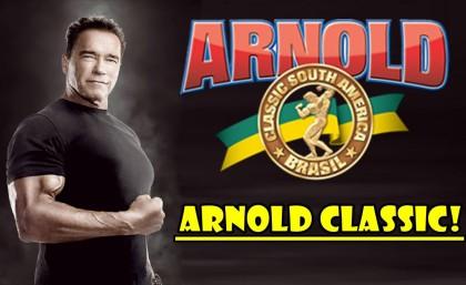 El Arnold Classic Brasil en São Paulo