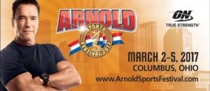El Arnold Classic USA 2017 en Columbus