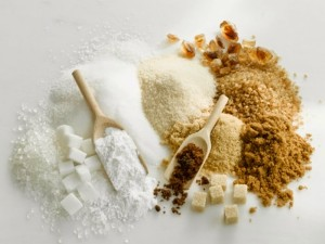 El Azúcar hidratos de carbono rápidos para nuestro organismo