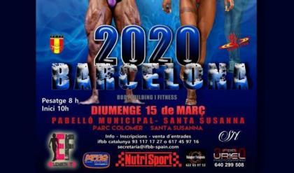 El Campeonato de Barcelona en Santa Susanna