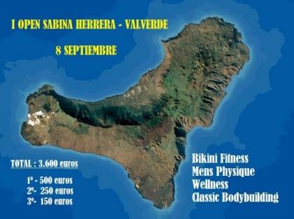 El I Open Sabina Herrera–Valverde en la Isla de Hierro