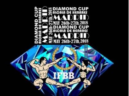 El IFBB Diamond Cup de Madrid