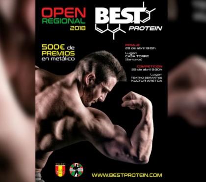 El II Open Regional Best Protein- Campeonato Vasco-Navarro-Cántabro