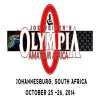El increible Mr. Olympia Amateur en Sudafrica