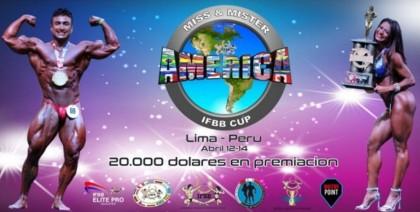 El Mr. America abierto a atletas españoles