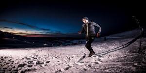 El primer campeonato de España de snow running en Sierra Nevada
