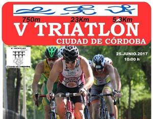 El Triatlón Ciudad de Córdoba se pone los 501