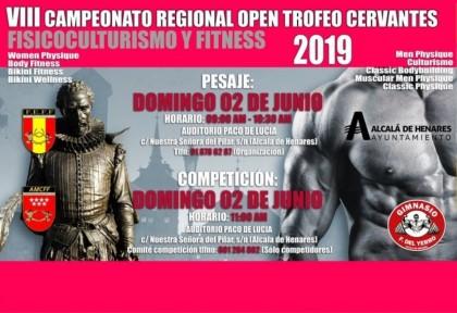 El Trofeo Cervantes del Campeonato Regional Madrileño