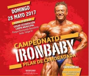 El Trofeo Ironbaby 2017 en Alicante