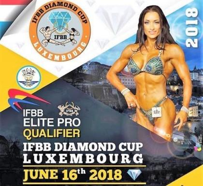 Españoles a Diamnod Cup Luxemburgo