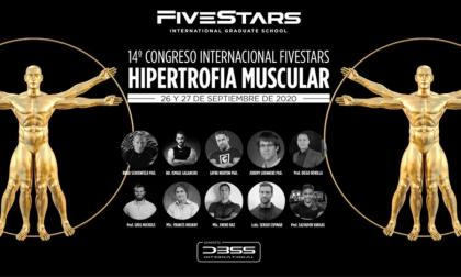 FiveStars IGS organizará el congreso sobre hipertrofia muscular a nivel mundial