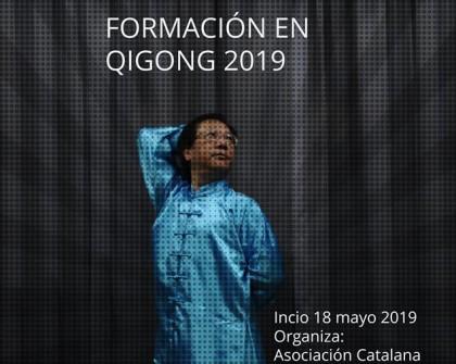 Formación en Qigong 2019