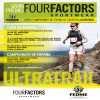 Four Factors Sportwear patrocinara el Cpto y la Copa de Espana de Ultratrails