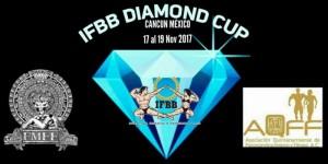 IFBB Diamond Cup Cancun Mexico