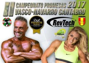 II Promesas Vasco Navarro Cántabro 2017
