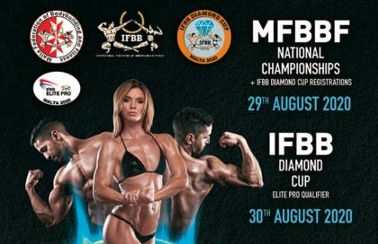 Inscripción para atletas Españoles al Diamond Cup en Malta
