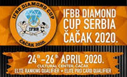 Inscripciones abiertas para el Diamond Cup de Serbia