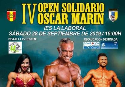 IV Open Solidario Oscar Marin en Tenerife