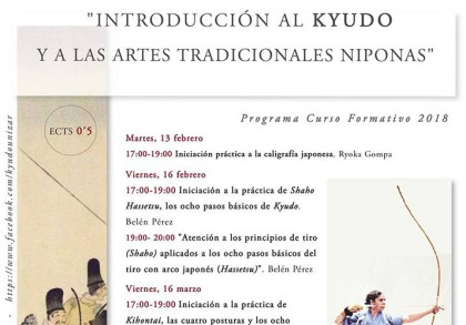 Kyudo en Zaragoza