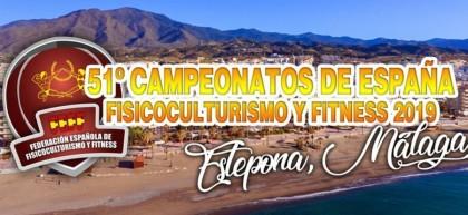 La 51ª edición de los Campeonatos de España Absolutos