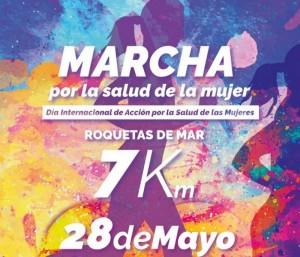 La Marcha por la salud de la mujer