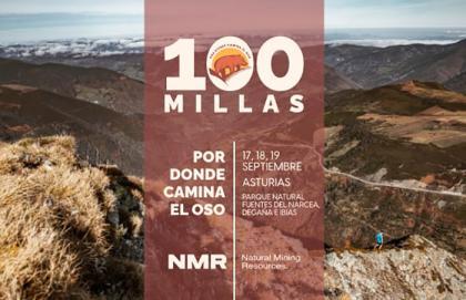 Las 100 millas NMR por donde camina el oso con puntos ITRA
