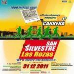 La 1ª San Silvestre de Las Rozas una cita obligada
