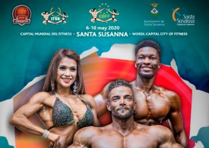 Los Campeonatos de Europa en Santa Susanna en junio