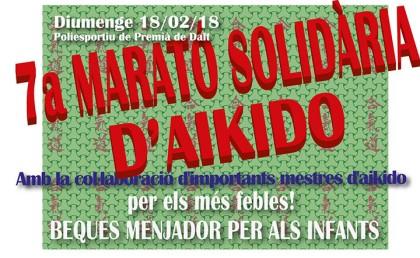 Maratón Solidaria de Aikido