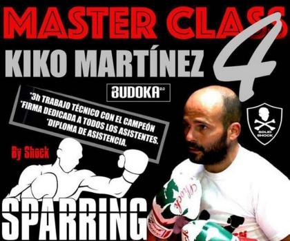 Master Class con Kiko Martínez