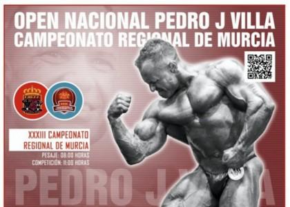 Open Nacional Pedo J. Villa para atletas valencianos
