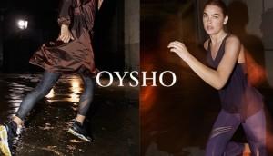 Oysho presenta U-RUN-I y U- TRAIN-I