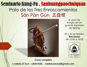 Seminario de Kungfu tradicional