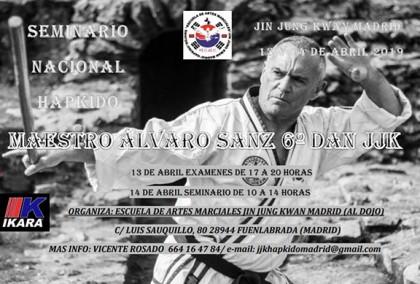 Seminario Nacional de Hapkido