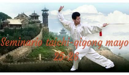 Seminario de Taichi y Chikung con Grand Master Jesse Tsao