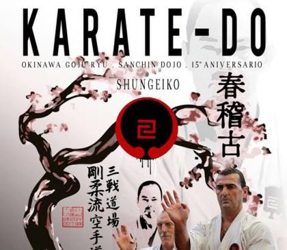 ShunGeiko, entrenamiento de primavera