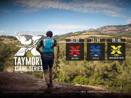 Taymory Xtrail Series vuelven por cuarto año