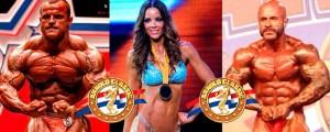 Tres españoles en el Arnold Classic Amateu