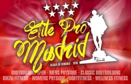 Una nueva edición del IFBB Elite Pro Madrid